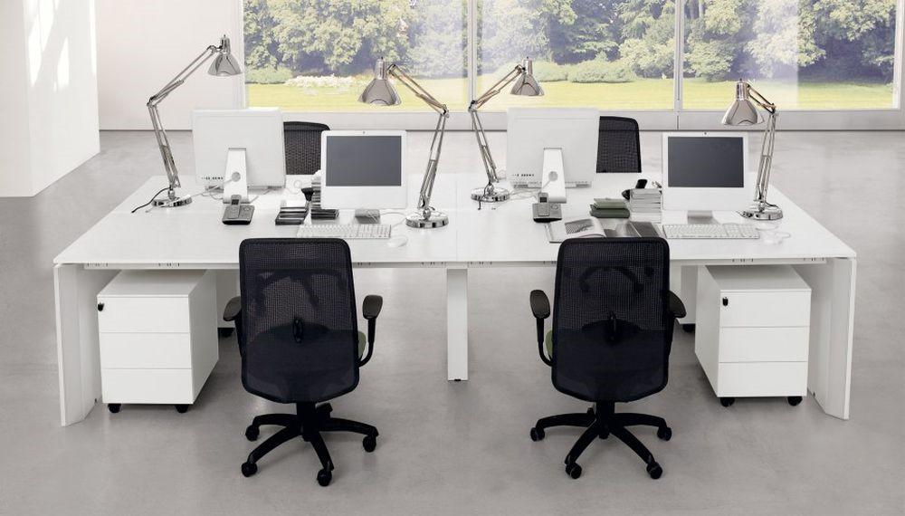 Scrivania Ufficio Brescia : Vendita arredamenti ufficio vendita scrivanie sedie e reception